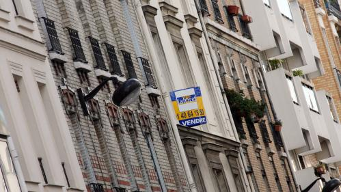Six chiffres sur la flambée de l'immobilier à Paris