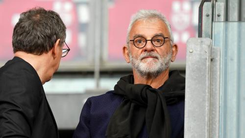 """VIDEO. """"Marre d'entendre des horreurs dans les stades"""" : Olivier Rouyer tacle les chants et banderoles homophobes"""