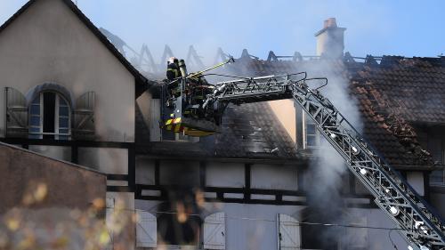 """Incendie de Schiltigheim : le suspect a reconnu sa """"participation active"""""""