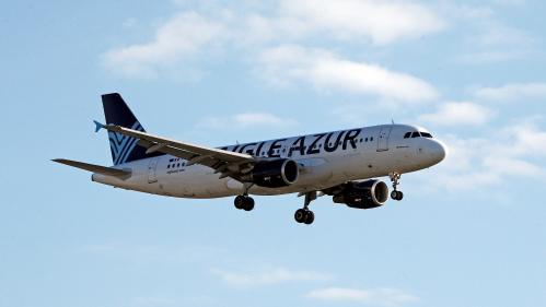 La compagnie française Aigle Azur annule tous ses vols à partir de vendredi à minuit, sans dédommagement pour ses clients