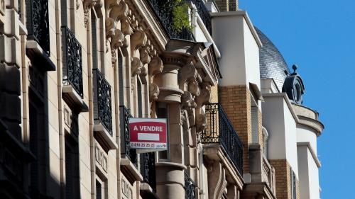 Immobilier: le prix du mètre carré à Paris a dépassé les 10000euros