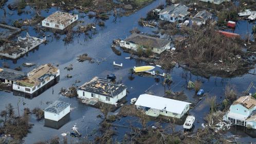 VIDEO. Ouragan Dorian : des images de drone révèlent l'ampleur des dégâts aux Bahamas