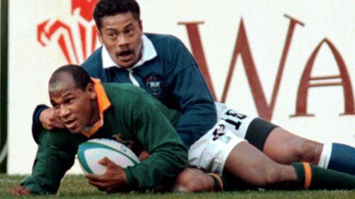 Rugby : le Sud-Africain Chester Williams, seul Noir de l'équipe championne du monde en 1995, est mort à 49 ans