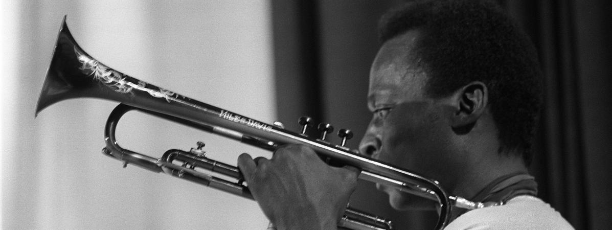 Musique : un album inédit de Miles Davis, 28 ans après la mort du trompettiste
