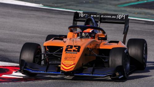 VIDEO. Italie : un pilote de Formule 3 fait trois vrilles dans les airs à Monza et s'en sort sain et sauf