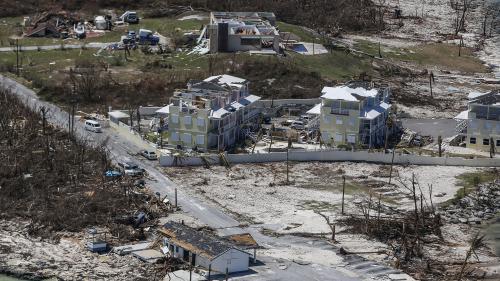 Ouragan Dorian : le bilan s'alourdit à 43morts aux Bahamas