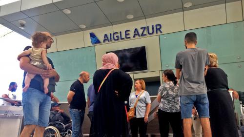 """Aigle Azur : le SNPL soutient """"une offre de reprise portée par l'ex-PDG de Hop"""""""