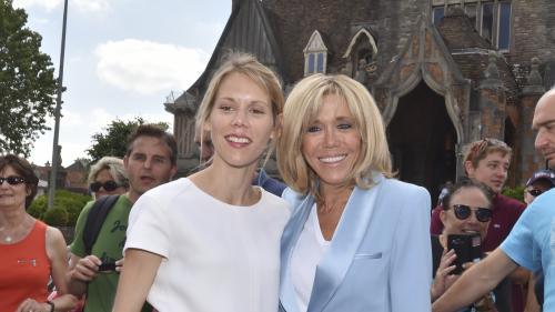 """""""#Balancetonmiso"""" : Tiphaine Auzière réagit après les insultes visant sa mère Brigitte Macron"""