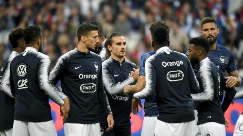 Foot : un mauvais hymne joué au Stade de France pour l'Albanie avant le match face à la France, la rencontre retardée