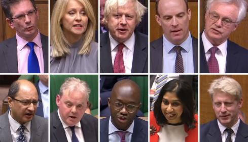 Brexit : Justice, Défense, Affaires étrangères... Voici les 19 ministres qui ont démissionné depuis le début de la crise