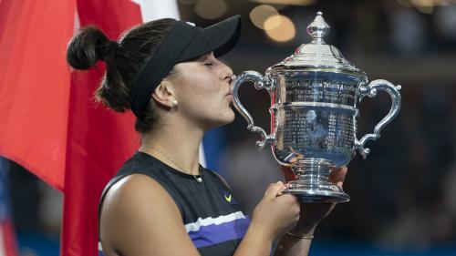 Tennis : la canadienne Bianca Andreescu s'impose en battant Serena Williams en finale de l'US Open