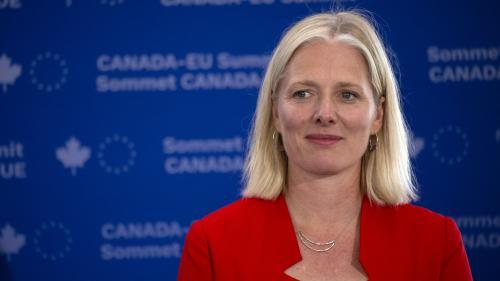 Canada : la ministre de l'Environnement sous protection après une vague de menaces