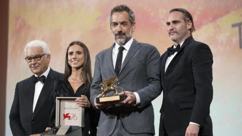 """Mostra de Venise : les films """"Joker"""" de Todd Philipps et """"J'accuse"""" de Roman Polanski récompensés"""