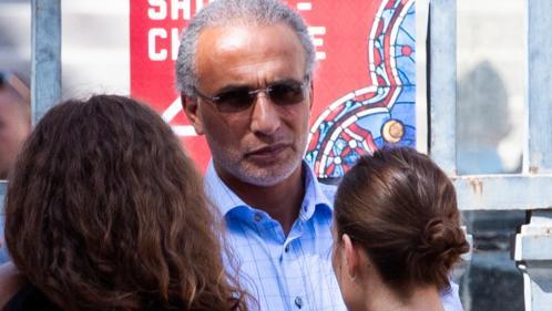 """""""Il révèle l'identité de ma cliente"""" : la justice saisie pour empêcher la sortie du livre de Tariq Ramadan"""
