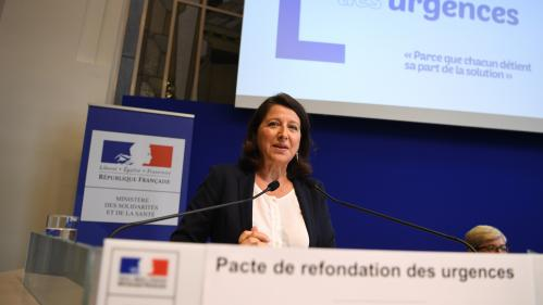 Grève aux urgences: Agnès Buzyn promet 750millions d'euros pour répondre à la crise