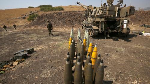 """Liban : le Hezbollah dit avoir abattu un """"drone israélien"""" à la frontière"""