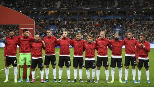 Foot : comment l'avant-match France-Albanie a-t-il failli tourner à l'incident diplomatique à cause d'un hymne national ?