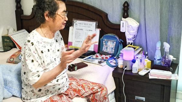 En Corée du Sud, des enceintes connectées pour combattre la solitude des personnes âgées