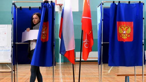 Elections en Russie : le parti de Vladimir Poutine subit un lourd revers au Parlement de Moscou