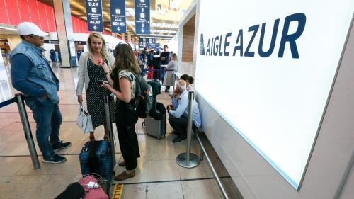 Trois questions sur les offres de reprise de la compagnie Air Azur, placée en redressement judiciaire
