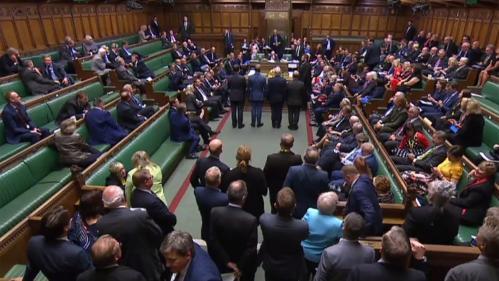 Royaume-Uni : les députés votent pour obliger le gouvernement à publier des documents confidentiels sur le Brexit