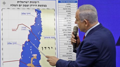 Israël : Benjamin Netanyahu promet d'annexer un pan stratégique de la Cisjordanie s'il est réélu