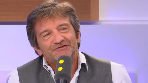 Jean-Claude Puerto, fondateur du loueur de voitures Ucar, le 10 septembre 2019 sur franceinfo.