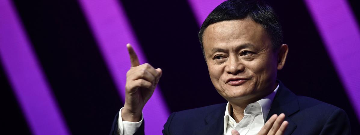 Le brief éco. Jack Ma, emblématique patron d'Alibaba, prend sa retraite