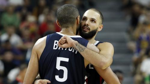 Coupe du monde de basket : la France crée un exploit historique face aux Etats-Unis et file en demi-finale