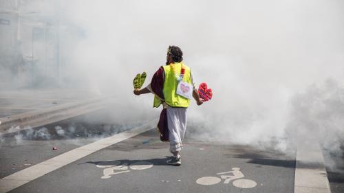 """""""Gilets jaunes"""" : appel national à manifester samedi à Nantes, sur fond d'affaire Steve"""
