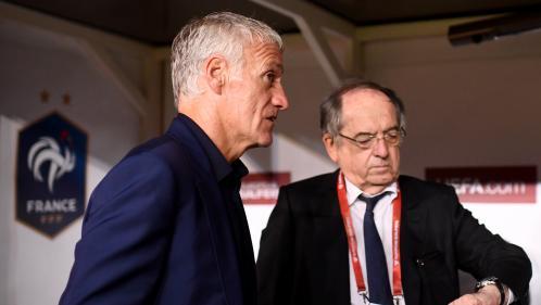 """Homophobie dans les stades : Didier Deschamps soutient Noël Le Graët, """"qui a toujours lutté contre les discriminations"""""""