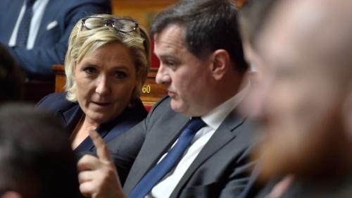 Louis Aliot annonce sa séparation avec Marine Le Pen