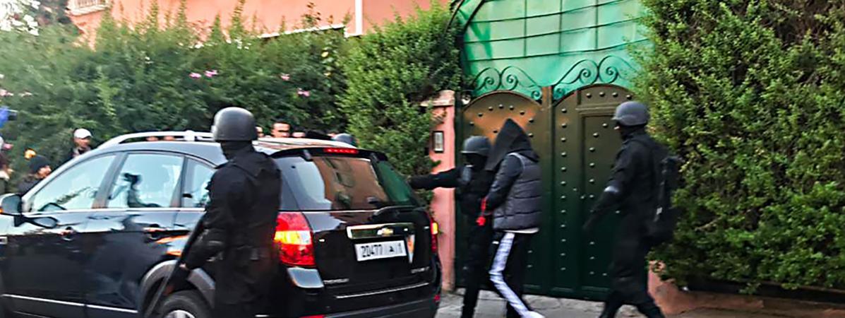 Le Maroc continue à démanteler de nombreuses cellules terroristes sur son sol