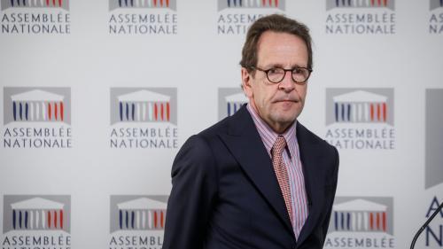 """Mise en examen de Richard Ferrand : le président de l'Assemblée nationale """"doit rester dans ses fonctions"""", déclare Gilles Le Gendre"""