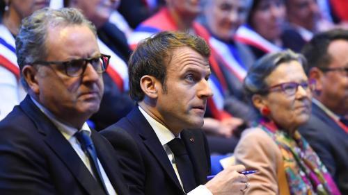 Emmanuel Macron a assuré lui-même Richard Ferrand de son soutien après sa mise en examen