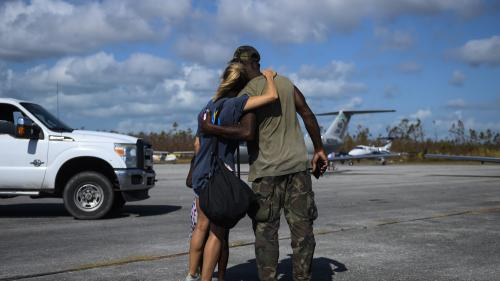 Bahamas : encore 1300 personnes portées disparues après l'ouragan Dorian