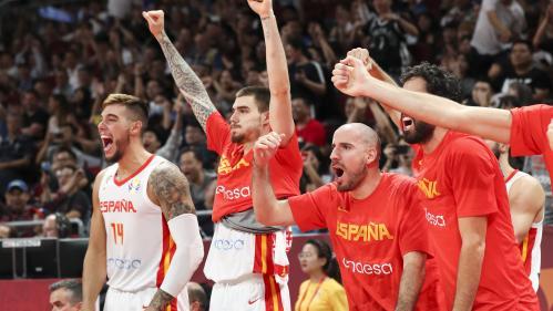 Coupe du monde de basket : l'Espagne survit miraculeusement au piège australien (96-88) et atteint la finale