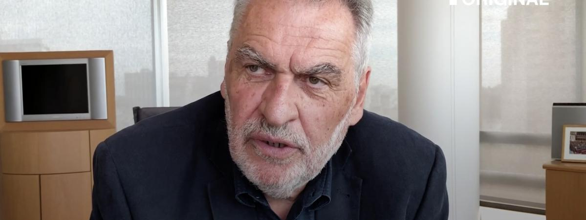 VIDEO. Le message de Christian Favier, le premier président d'un département à vouloir interdire le glyphosate