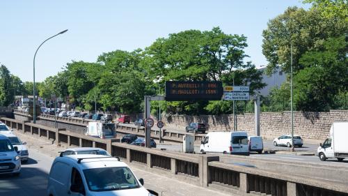 """DIRECT. Grève à la RATP: 380kilomètres de bouchons cumulés en Ile-de-France à 17h30, un """"niveau exceptionnel"""""""