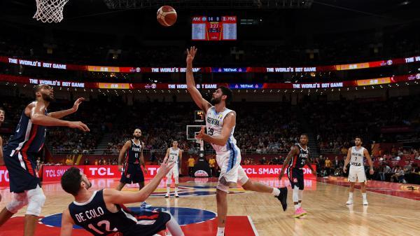 """Basket : les Bleus étaient """"émoussés"""" après le match contre les Etats-Unis"""