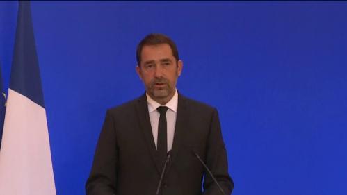 VIDEO. Mort de Steve Maia Caniço : l'intégralité du discours de Christophe Castaner présentant les conclusions de l'Inspection générale de l'administration