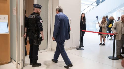 """""""On ne confie pas un exécutif à des gens qui ont fraudé le fisc"""" : l'Association des contribuables de Levallois souhaite """"la condamnation"""" des Balkany"""
