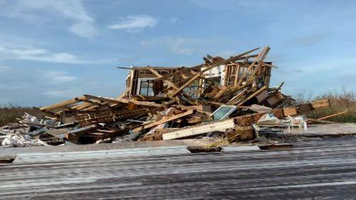 Installé aux Bahamas, ce couple du Var a tout perdu à cause de l'ouragan Dorian