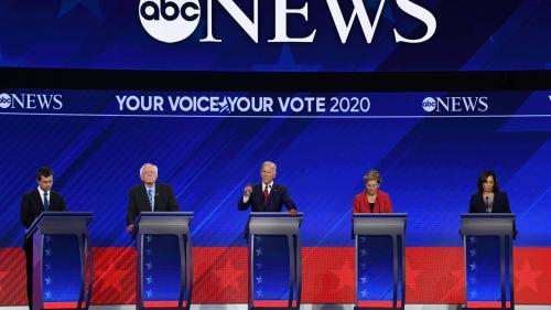 Etats-Unis: six moments à retenir du débat pour les primaires démocrates