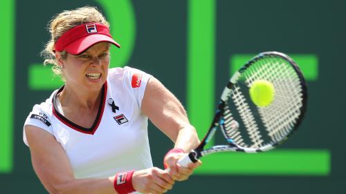La médaille du jour. Le retour surprise de la Belge Kim Clijsters, ex-numéro 1 mondiale du tennis