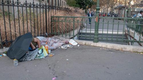 Le gouvernement annonce une hausse des moyens pour loger les sans-abri en 2020