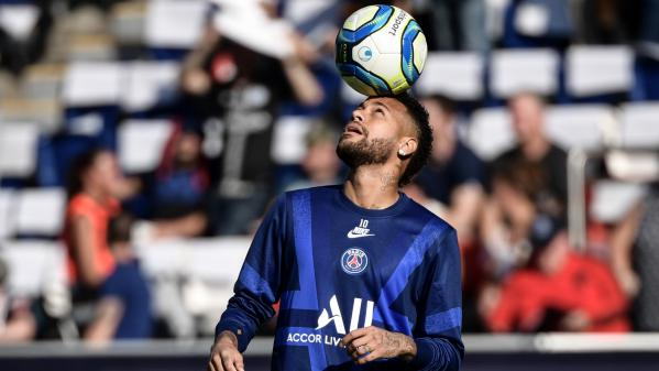 DIRECT. PSG-Strasbourg : Neymar fait son retour au Parc des princes après quatre mois sans porter le maillot parisien