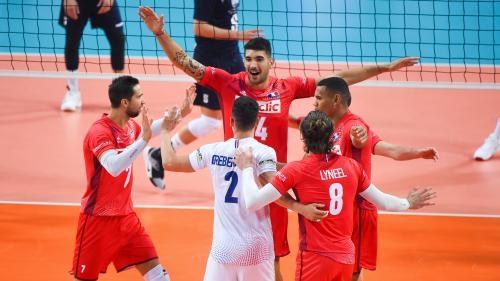 Championnat d'Europe de volley : les Bleus expéditifs enchaînent face aux Grecs