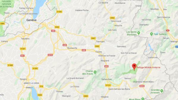 """Haute-Savoie : un appel à témoin lancé après la disparition d'un randonneur """"expérimenté"""" dans le secteur de la réserve naturelle de Passy"""