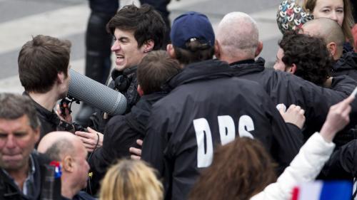 Le Rassemblement national qui boycotte un journaliste ? Tout sauf une première